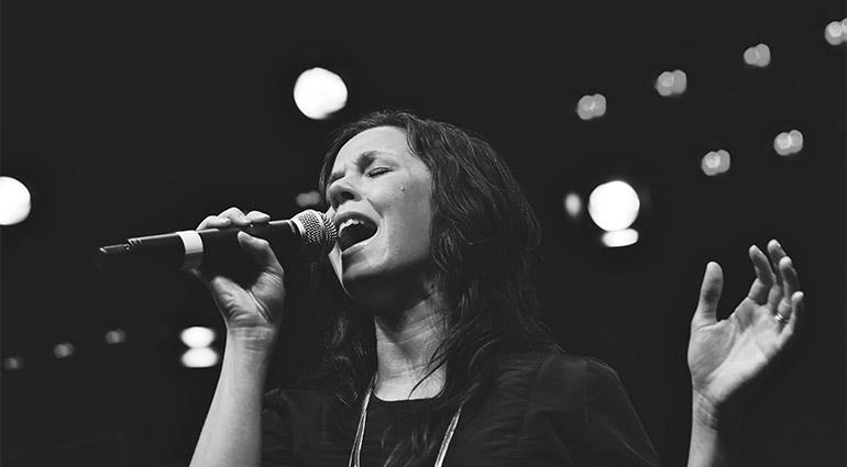 Singing Through Sadness