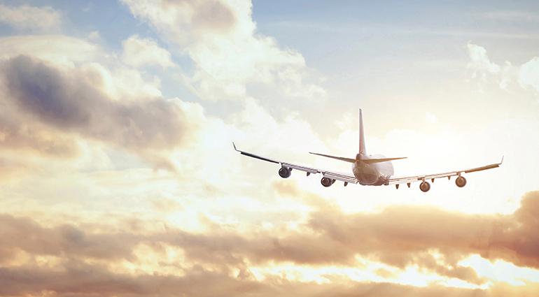 Prayer on an Airplane