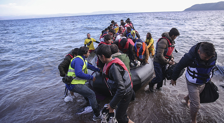 Jesus the Refugee